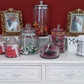Candy Bar - für Hochzeit, Geburtstagsparty oder andere Anlässe
