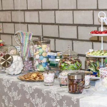 Candy Bar für Hochzeit, Geburtstagsparty oder andere Anlässe