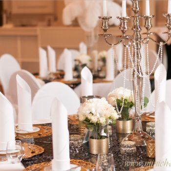 Gatsby Hochzeitsdeko, im GOP Bad-Oeynhausen