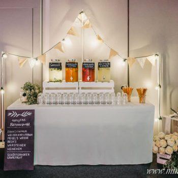 Limo-Bar für Hochzeit, Geburtagsfeier