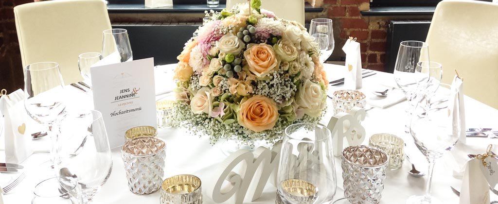 Vintage-Hochzeitsdeko, Tischdekoration für Hochzeit, Dekoservice